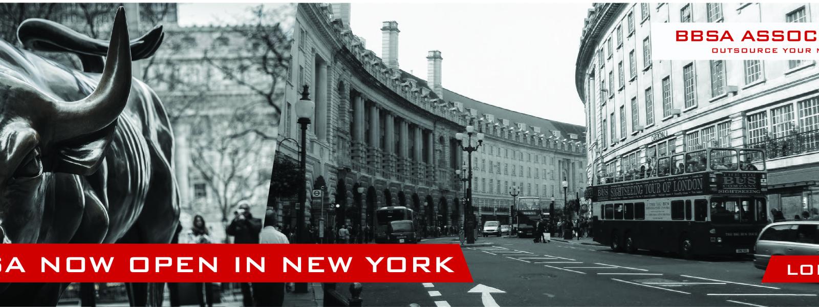 NY branch open in new york