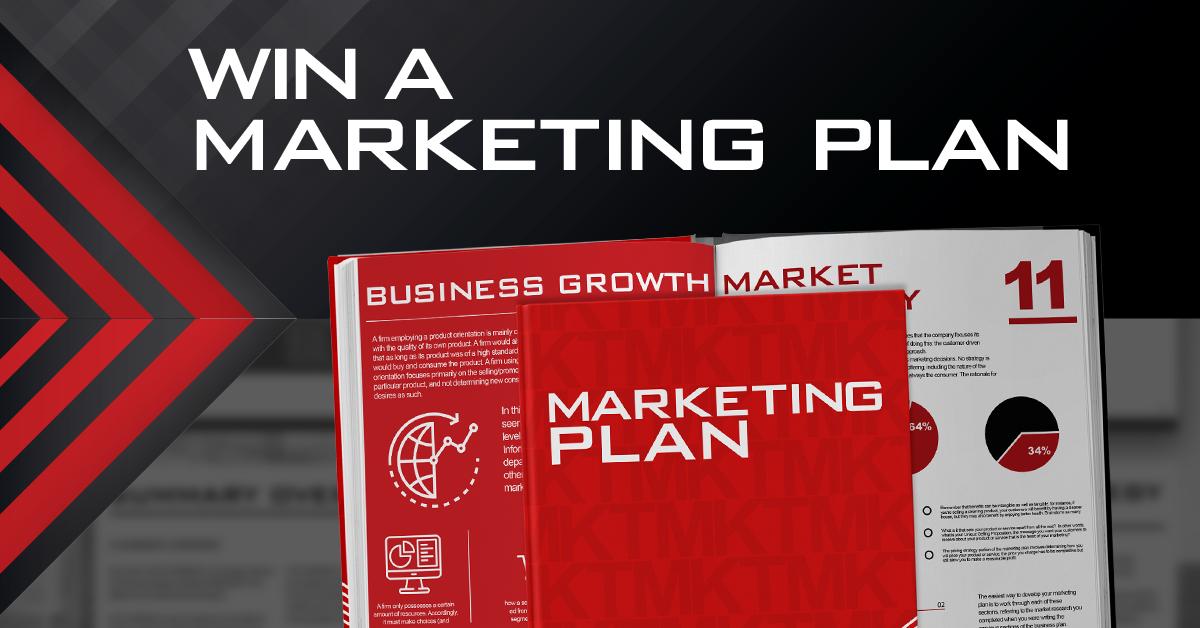 Win a marketing plan