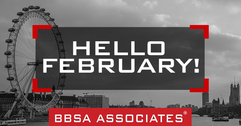 BBSA Hello February