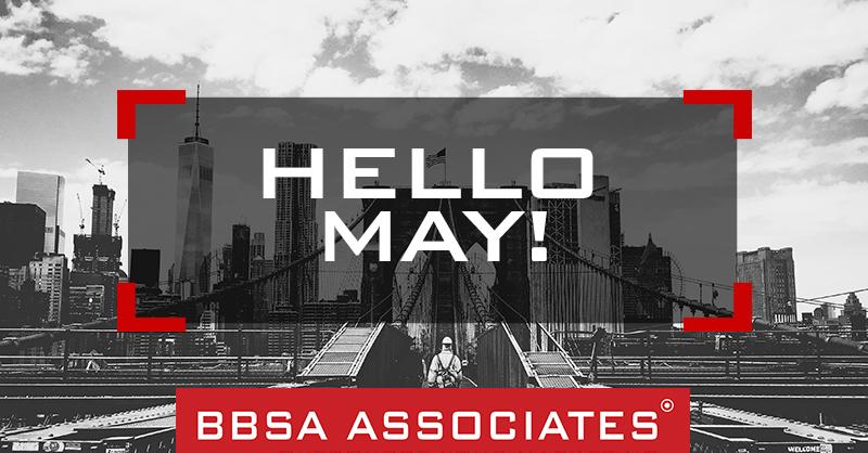 BBSA Hello May