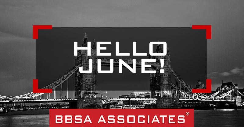 BBSA Hello June