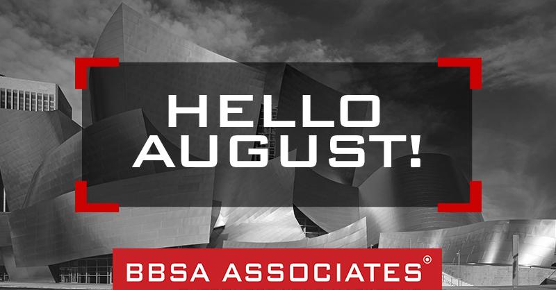 BBSA Hello August