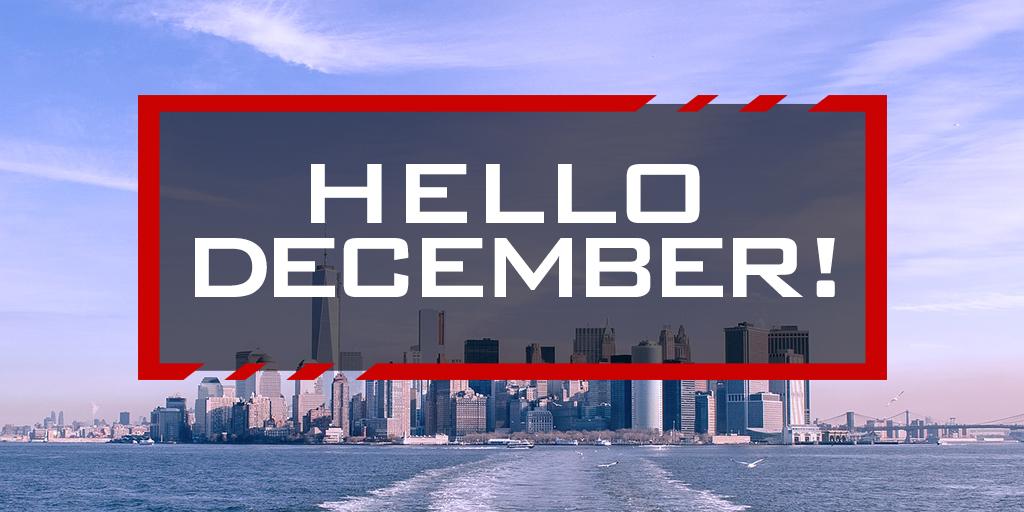 BBSA Hello December