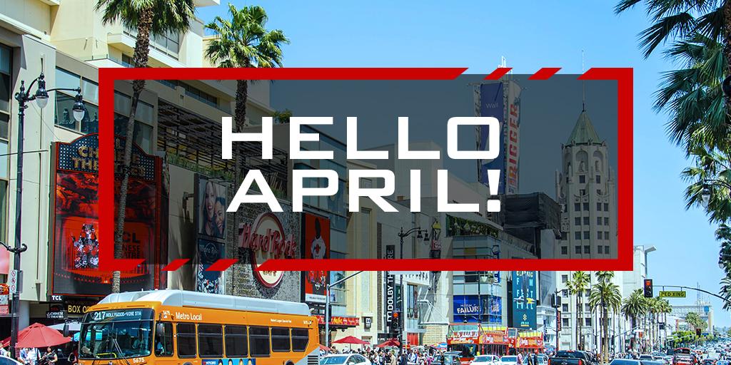 BBSA Hello April